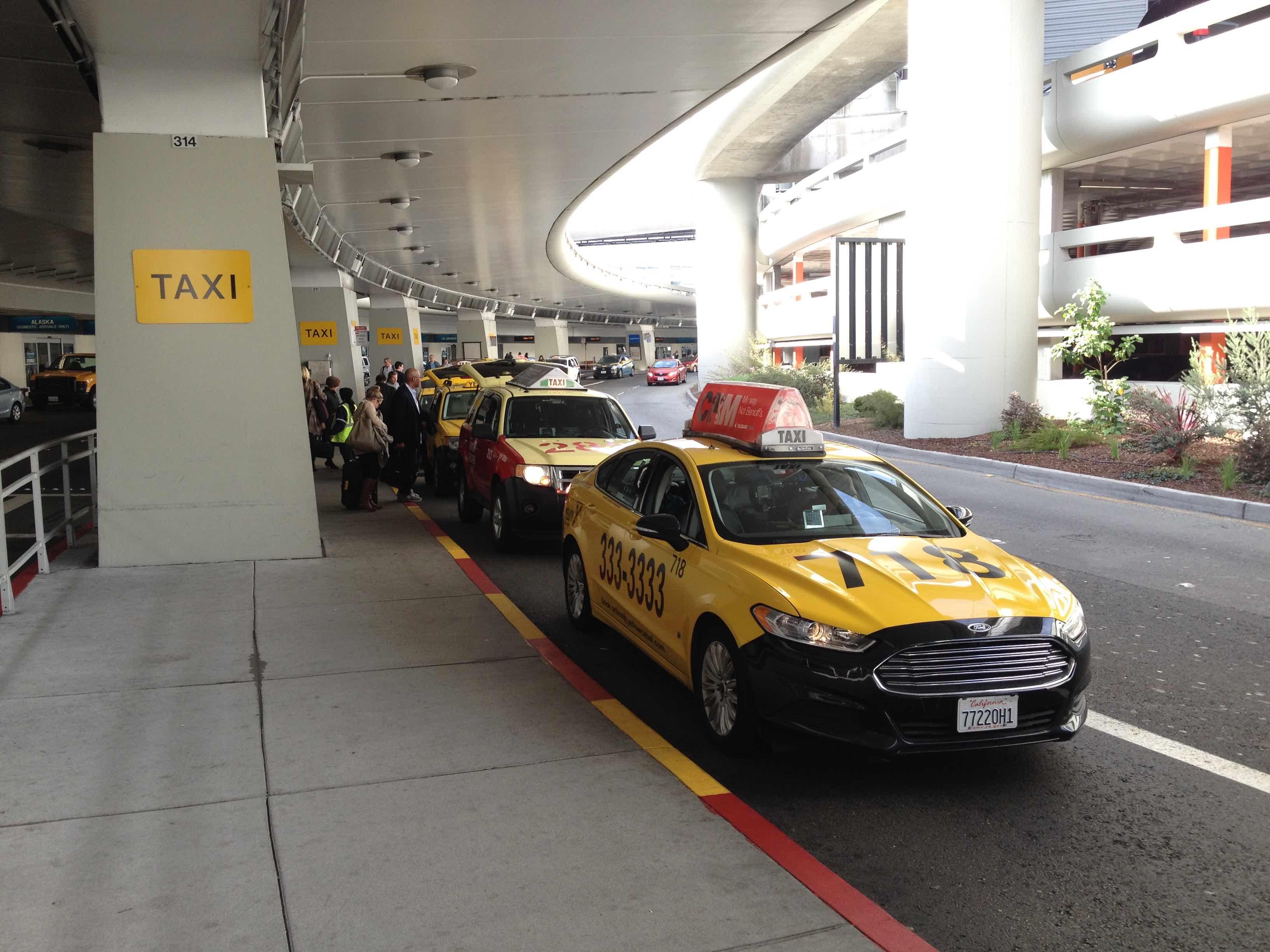 SFO Airport Rides